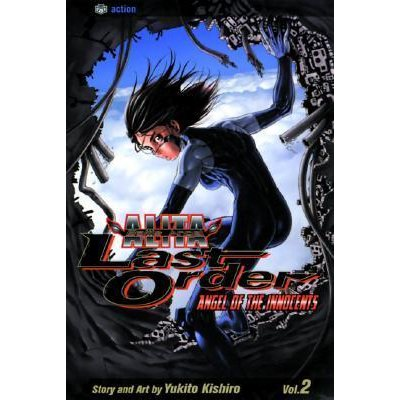 Throw Back Thursday – Battle Angel Alita : Last Order Volume 2